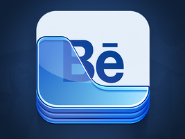 Behance Portfolio App Icon by Ramotion