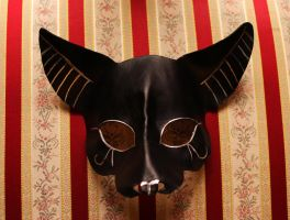 Anubis Mask by badwolfmasks