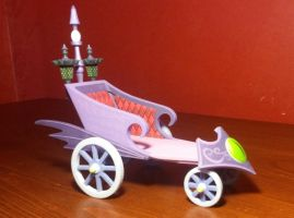 Luna's Chariot- 3D Print [For Sale] by Zombie-Nixon