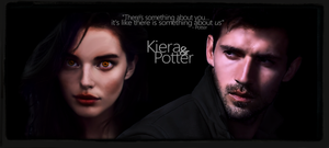 The Kiera Hudson Series: Something about you by LOVxxE