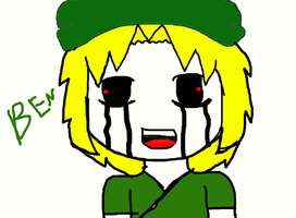 BEN Drowned by Animestealer24