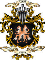 The Kain Coat of Arms by ArtistMeli