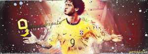 Alexandre Rodrigues Pato by GersonDesign