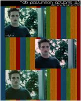 Rob Pattinson Actions 3 by darviana