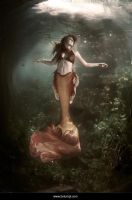 Cenote Mermaid by JessicaDru