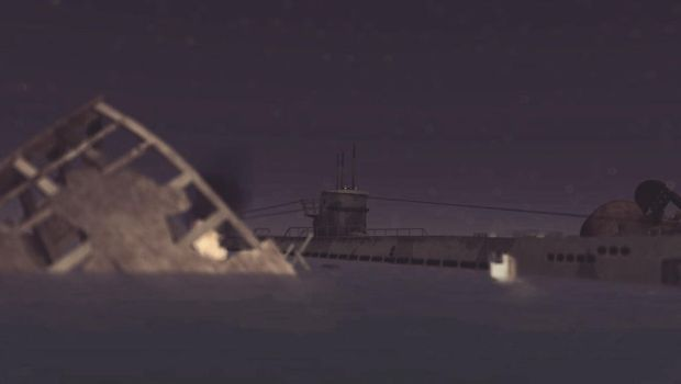 U-Boat by CaptainSovietScouts