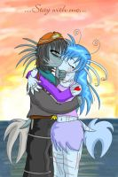 Stay with me... by Nestly