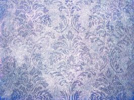 .blue victorian texture. by bloodymarie-stock
