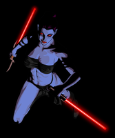 Mistress of the Sith by Agent-Foo