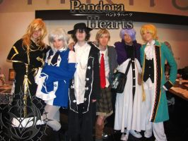 Pandora Hearts Cosplay by Kairu-Chan