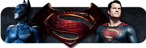 Batman Vs Superman Sig by PZNS
