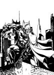 Dark Knight by fromthedead