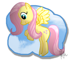 Fluttershy by RebeccaHull45