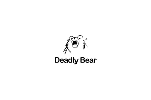 Deadly Bear - New logo with Illustrator! by RaymondGD
