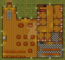 M1 - The Wayside Inn (Color) by DLIMedia