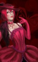 Madame Red by Erika-Xero