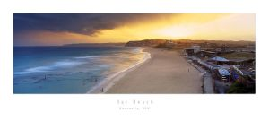 Bar Beach, Newcastle by MattLauder