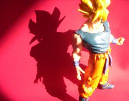 My Goku Figure by darlingchan