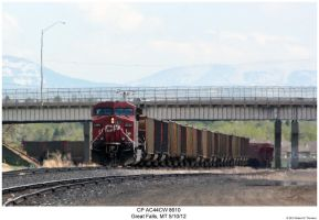 CP AC44CW 8610 by hunter1828