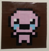 Isaac pixel by DuctileCreations