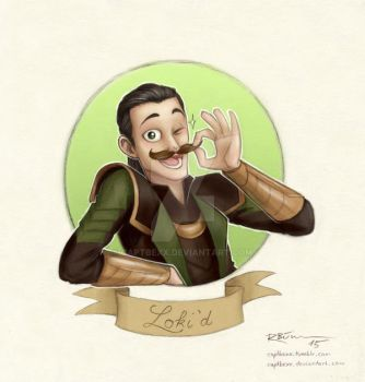 Loki'd by CaptBexx