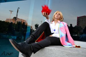 Howl by Shizel-Azur