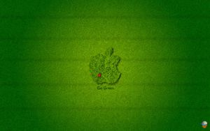 Apple Green WP by Ant-artistik