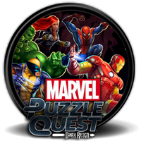MARVEL Puzzle Quest: Dark Reign (Good) - Icon by Blagoicons