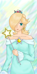 Princess Rosalina's Portrait by Xiaomei23
