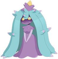 Leilani the Mareanie