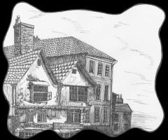 old houses by Samidare88