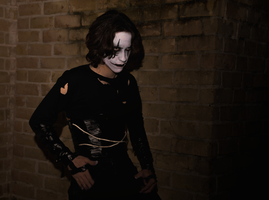 The Crow Cosplay by DJdrummer