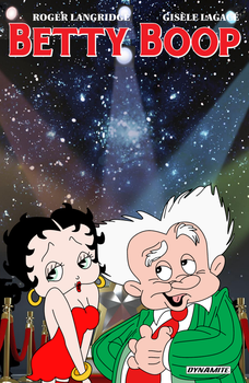 My idea for a new Betty Boop Dynamite Comic by Rapper1996