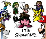 IT'S SHOWTIME. by ojamajodoremidokkan