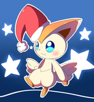 Victini by FairyJonke