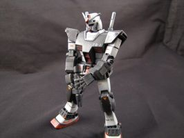 RX-78-1 Prototype Gundam 4 by clem-master-janitor