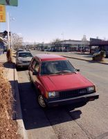 Tercel, by Toyota by Cadha13