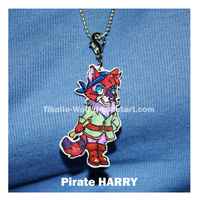Pirate HARRY by Tikalie-Wolf