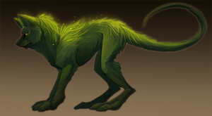 150226 Forest Wolfroo by MadMeeper