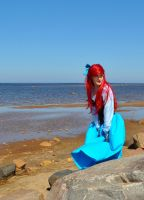 Cosplay: Ariel II by Ginger-I