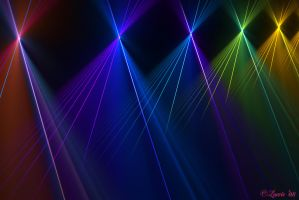 Light Show Wallpaper by Colliemom