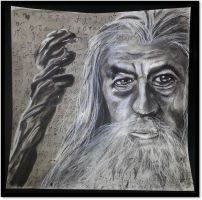 Gandalf by Ayanami-The-Nuff