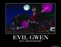 Evil Gwen by GoldenGirl954