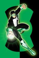 Kyle Rayner Prestige Series by Thuddleston