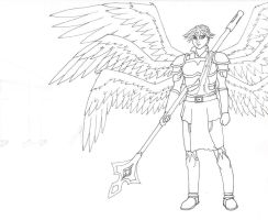 Seraphim Sketch by Soldiers-of-Legacy