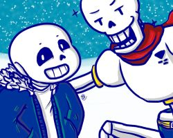 A PICTURE WITH THE GREAT PAPYRUS by silsado
