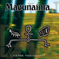 macunaima cd cover by caio