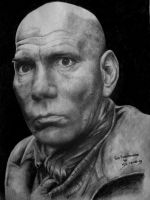 Pete Postlethwaite 1946 - 2011 by boy140495