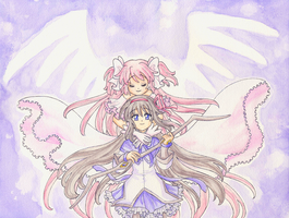 Madoka Magica _ I've found my reason by Arwen-chan