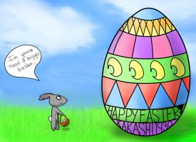 Happy Easter by Kashi-NG